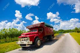 100 Classic Truck Central CENTRAL ROAD CUBA SEPTEMBER 06 2015 Amazing View Of Vintage