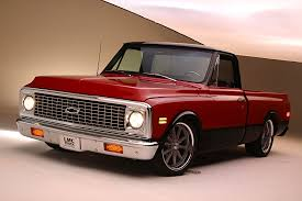 100 Lnc Truck LMC C10 Nationals Giveaway 1972 Chevy C10 Hot Rod Network
