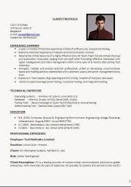 Tcs Resume Format For Freshers Computer Engineers by Resume Sle Doc Template Cv Format Tcs Newsoundco Tcs Resumes