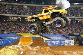 100 Monster Trucks Atlanta GA Jam