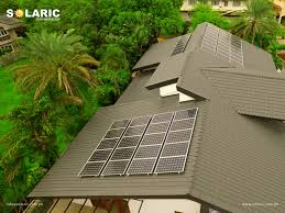 100 Home Designs With Photos With Solar Panel Prices In The Philippines Solaric Blog