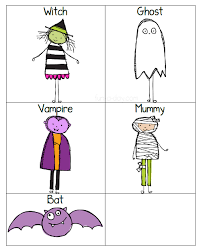 Spookley The Square Pumpkin Coloring Pages by Halloween Sequencing Activity For