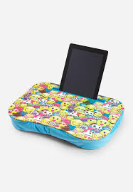 Walmart Cushioned Lap Desk by Emoji Lap Desk Want Pinterest Lap Desk Desks And Bedrooms