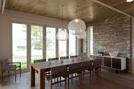 Dining RoomModern Rustic Table Pendant Light Ideas For 8 Seater Modern