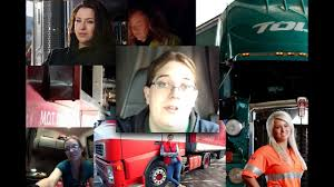 100 Truth About Trucking This Is Her Truth About Trucking YouTube