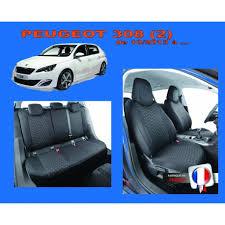 housse de siège auto sur mesure privilège peugeot 308 phase 2
