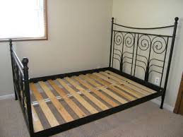 Twin Bed Frames Ikea by Metal Bed Frame On Best And Twin Bed Frames Ikea Noresund Bed
