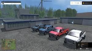 100 Ford Truck Games Pickup Mod Pack For FS 15 Farming Simulator 2015 15 Mod