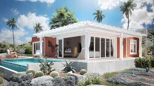 100 Beach House Architecture CGarchitect Professional 3D Architectural Visualization