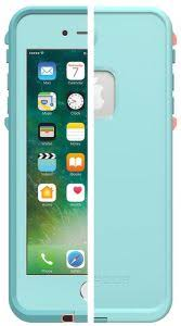 LifeProof FRE Case To Suit iPhone 8 Plus Wipeout Blue Coral