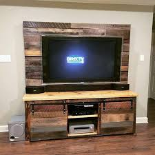 Creative Tv Stands Interior Designing Best 25 Pallet Ideas On Pinterest Diy Stand
