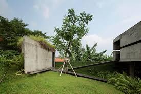 100 Architectural Houses Andra Matin House Jakarta Uncube