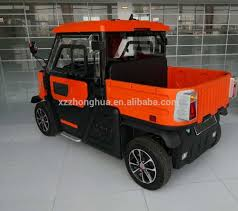 100 Kw Truck F027 60v 35kw Electric Pickup 2 Seats With Strong Body