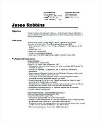 Teacher Assistant Resume With No Experience Best Of Casual Relief Samples Preschool