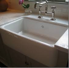 the original shaw farm sink with the cute emblem this brand is my