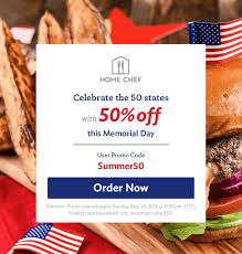 Home Chef 50% Off Coupon - One Week Only! - Hello Subscription