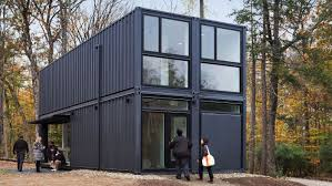 100 Shipping Containers For Sale New York Containers Create Modern Media Lab At Bard College Curbed