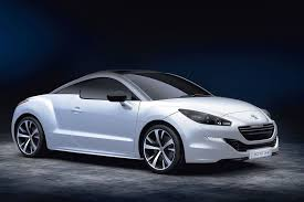 Peugeot RCZ R Concept Previews 260 HP Production Coupe autoevolution