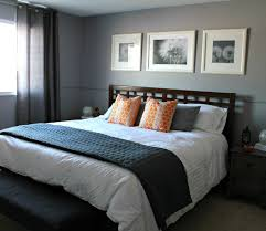 décoration chambre à coucher peinture la chambre grise 40 idées pour la déco archzine fr