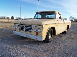 100 1962 Dodge Truck D100 For Sale