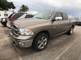 100 2009 Dodge Truck PreOwned Ram 1500 Big Horn 4D Crew Cab In Pensacola