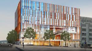 Ykk Ap Curtain Wall by Colfab Curtainwall Projects Pa Ny Nj Curtainwall Fabrication