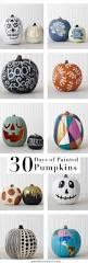 Halloween Pumpkin Coloring Ideas by 25 Best Painted Pumpkins Ideas On Pinterest Painting Pumpkins