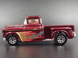 1956 CHEVY CHEVROLET Stepside Truck Rare 1:64 Collectible Diecast ... 1992 Chevrolet Ck 1500 Series Stepside Silverado Stock 111058 For Sold 1976 C10 Pickup Truck Sale By Auto 1962 Chevrolet Ton Patina Shop Truck Hot Rat Rod C20 Longbed Amazoncom Jada Bigtime Kustoms 1955 Chevy 1 1985 New Show Street 8898 Full Size Gmcchevy Stepside Avs 1975 K10 4x4 Manual 350 V8 Classic 57 Inspirational 1957 Built 1967 Chevy Monster Pickup Restoration Wikipedia 3d Manly Key Rack W 5 Hooks And Bed Franklin Mint 124 Scale