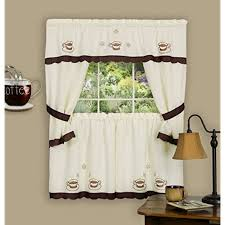 Amazon Prime Kitchen Curtains by Coffee Kitchen Curtains Amazon Com