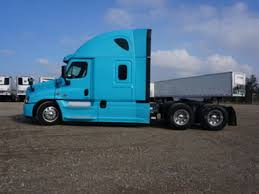 100 Central Truck Sales USED 2016 FREIGHTLINER CASCADIA TANDEM AXLE SLEEPER FOR SALE FOR