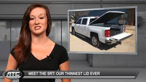 ATC Truck Covers TruckTips - Meet The All New SRT Lid - YouTube