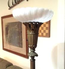Marble Base Floor Lamp Antique Lamps Medium Size Of Brass And Retro Arc Curva Style Chrome