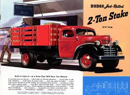 1941 Dodge 2 Ton Flat Bed. | Dodge Trucks | Pinterest | Dodge Trucks ...