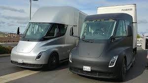 Tesla Semi Trucks On The Road – Iepieleaks Tesla Semi Receives Order Of 30 More Electric Trucks From Walmart Tsi Truck Sales Canada Orders Semi As It Aims To Shed 2019 Volvo Vnl64t740 Sleeper For Sale Missoula Mt Tennessee Highway Patrol Using Hunt Down Xters On Daimlers New Selfdriving Drives Better Than A Person So Its B Automated System Helps Drivers Find Safe Legal Parking Red And White Big Rig Trucks With Grilles Standing In Line Bumpers Cluding Freightliner Peterbilt Kenworth Kw Rival Nikola Lands Semitruck Deal With King Beers Semitrucks Amazing Drag Racing Youtube