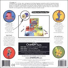 CRANIUM CANADIAN EDITION BOARD GAME