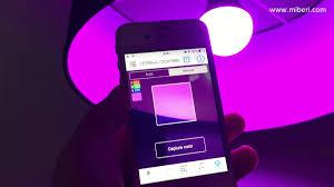 Magic Light App Controlled Bluetooth LED Light Bulb