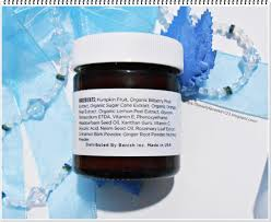 Pumpkin Enzyme Mask Banish by Great Skin U0026life Review On Banish Pumpkin Enzyme Masque
