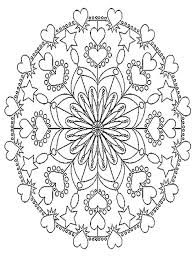 Full Image For Free Printable Coloring Pages Adults Quotes Mandala Abstract Art