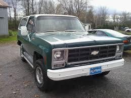 1979 Chevrolet Blazer - Overview - CarGurus