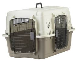 Pet Lodge Double Door Crate