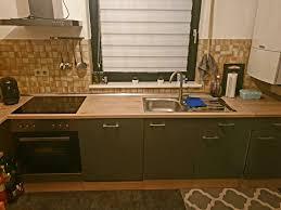 küche mit e geräte ohne kühlschrank