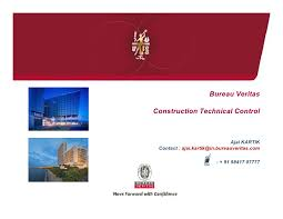 bureau veritas veritas construction