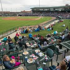 Great Lakes Loons 2018 Northern Lights Pavilion Individual Tables