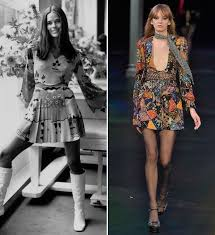 Then And Now These Sexy 70s Trends Are Making A Comeback