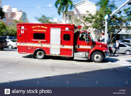 MiamiMiami Florida-Dade Fire Rescue Truck Emergency Vehicle ...