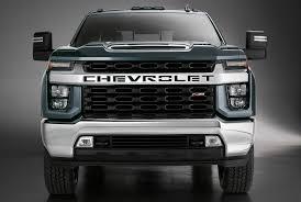 100 Chevy 2500 Truck 2020 Chevrolet Silverado HD Revealed Gear Patrol