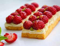 envie de fraises voici trois recettes 100 plaisir biba