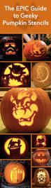 Oscar The Grouch Pumpkin Carving by Geeky Pumpkin Carving Templates For Halloween Totoro By Jessica