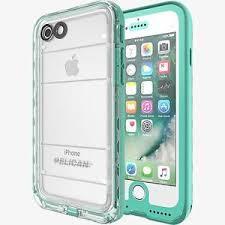Pelican MARINE IP68 Waterproof Case for Apple iPhone 7 TEAL