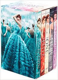 Amazon The Selection 5 Book Box Set Complete Series 9780062651631 Kiera Cass Books